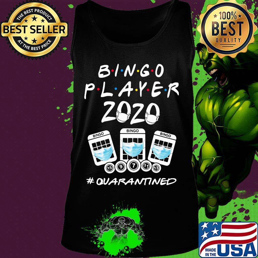 Bingo player 2020 #Quarantined NCOV 2019 s 18