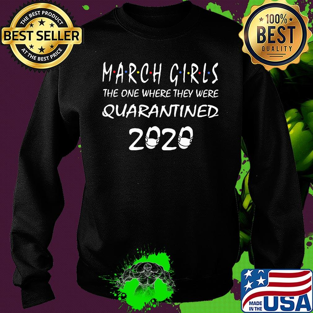 March girls the one where they were 2020 ncov 2019 s 17