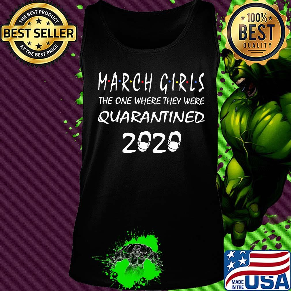 March girls the one where they were 2020 ncov 2019 s 18