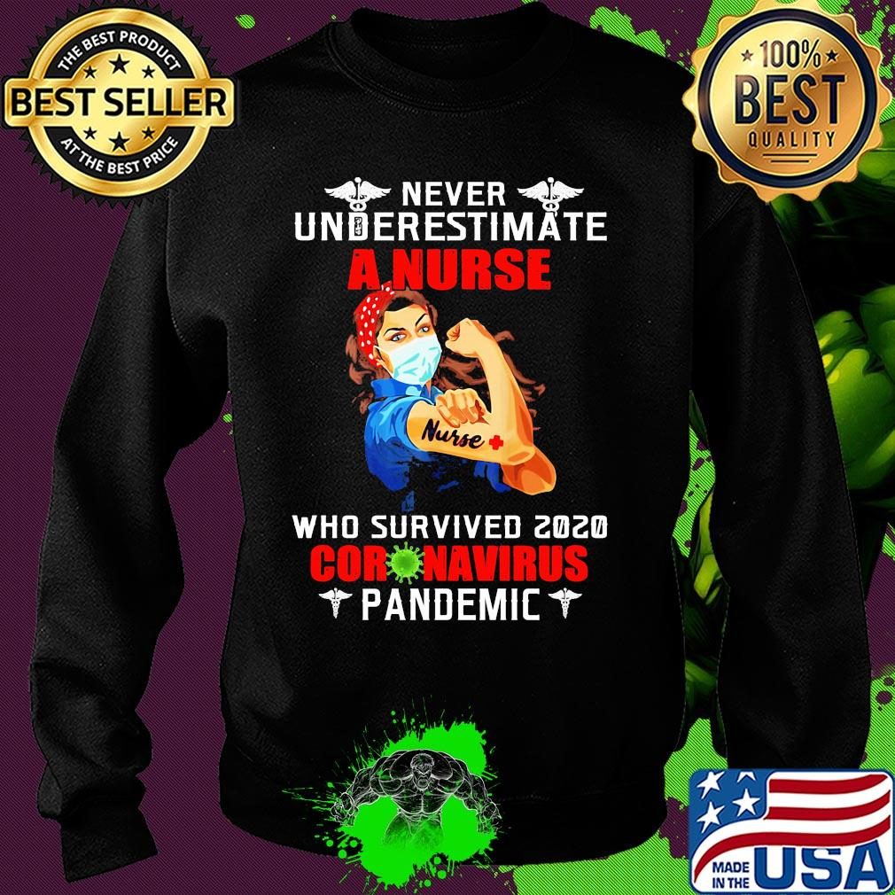 S-5XL Never Underestimate Standard Unisex T-shirt Girl With A Bicycle