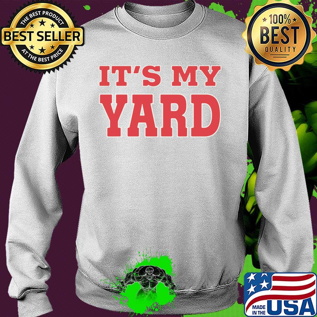 Official It's my yard s 12