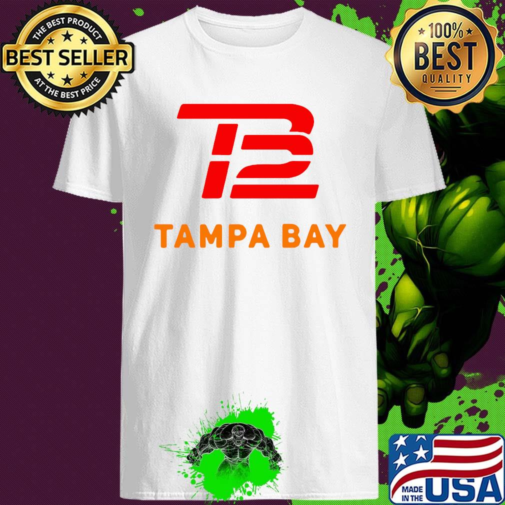 Official Tampa bay logo 2020 shirt