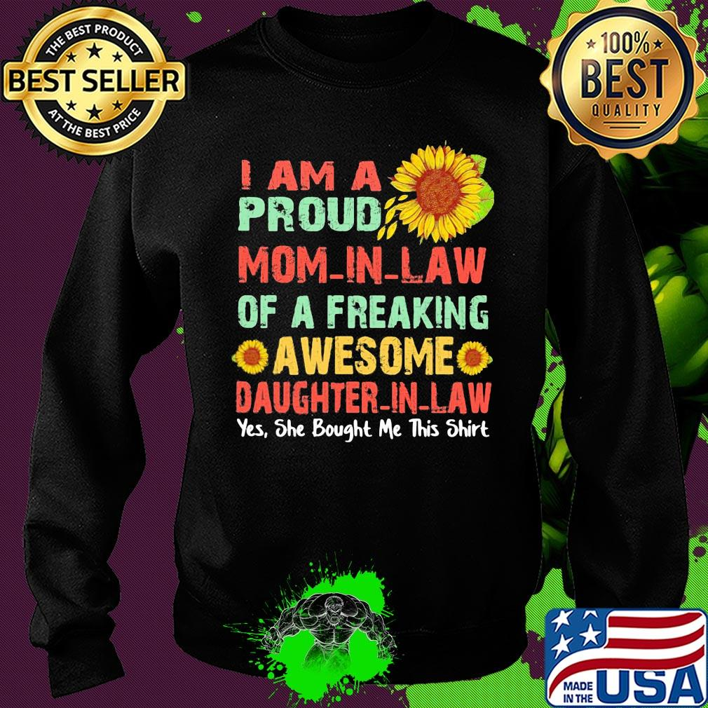 Proud Mom Shirt from a Daughter to Mom