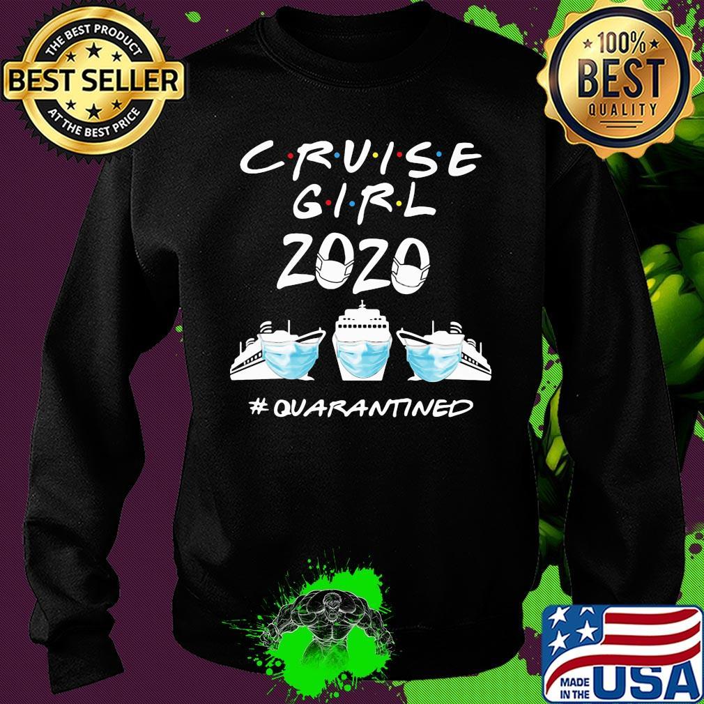 Yacht Cruise girl 2020 #Quarantined NCOV 2019 s 17