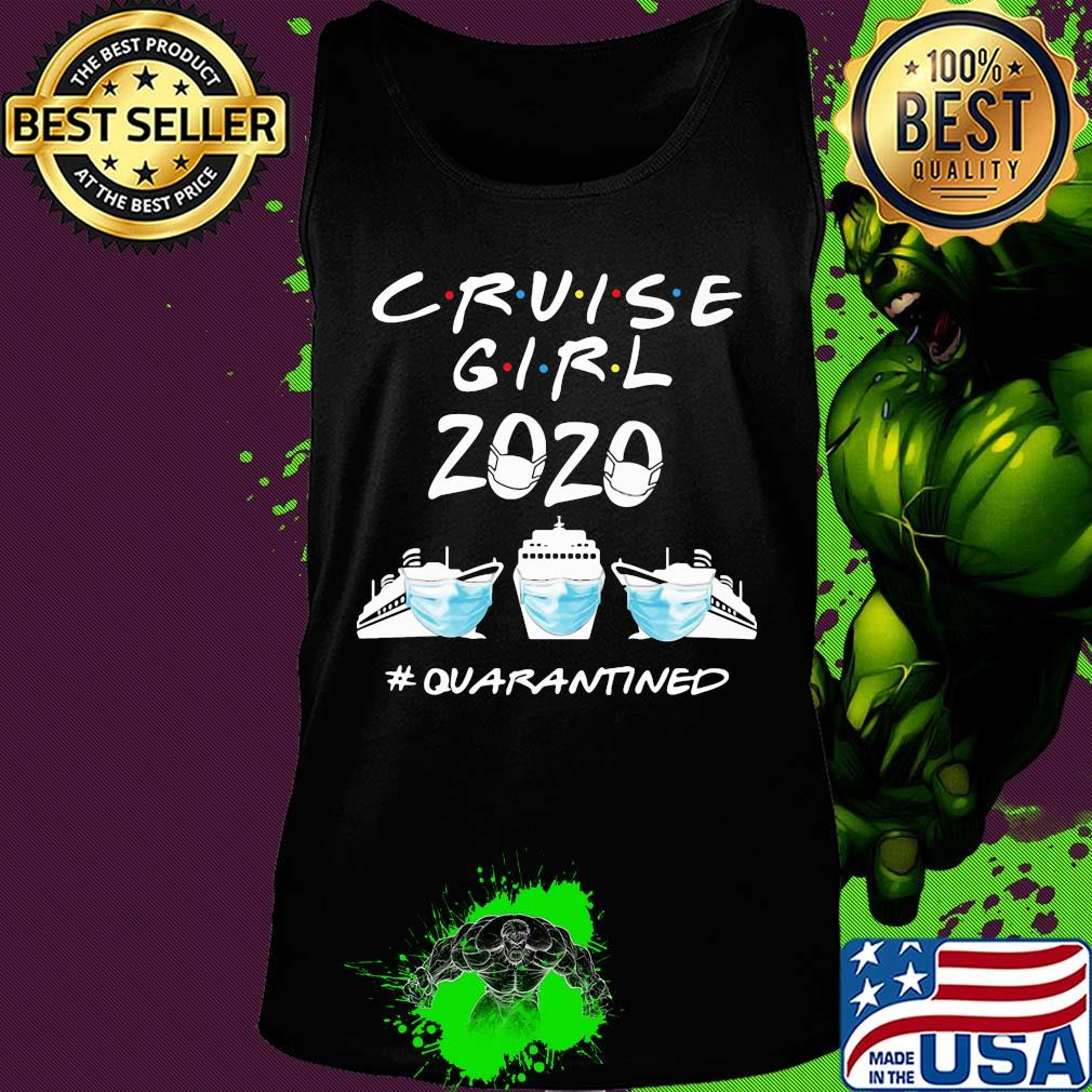 Yacht Cruise girl 2020 #Quarantined NCOV 2019 s 18