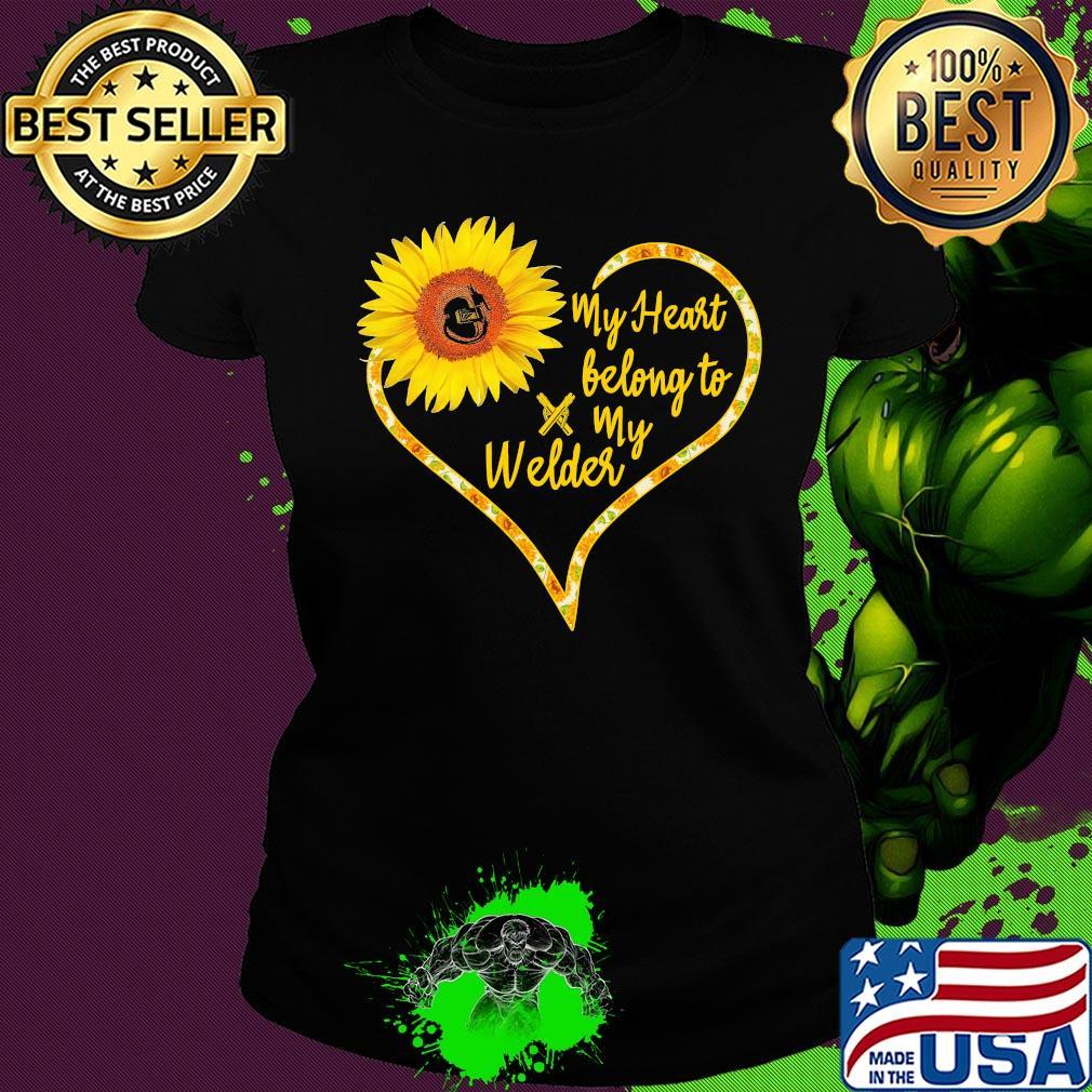 Unisex Tee Infant and Toddler Teacher Sunflower T-Shirts