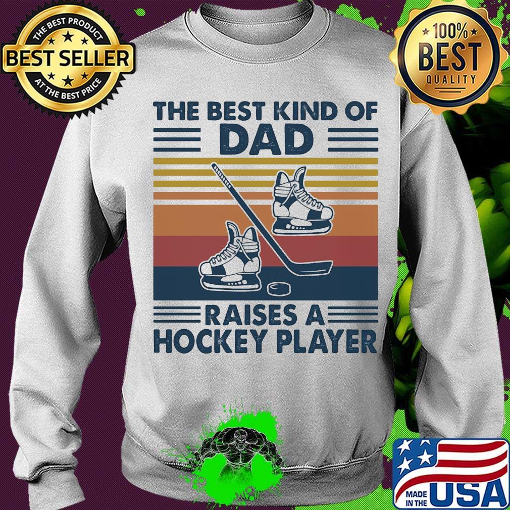 More Colors Hockey Dad Fair Game Hockey Hooded Sweatshirt