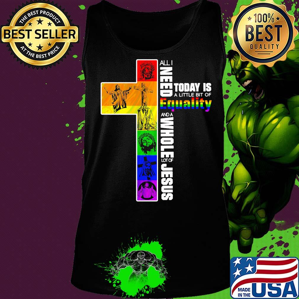Mens Triblend Short Sleeve t-Shirt Equality for All