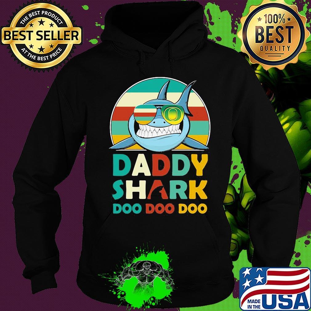 Baby Shark Doo Doo Mens Regular-Fit Cotton Polo Shirt Short Sleeve