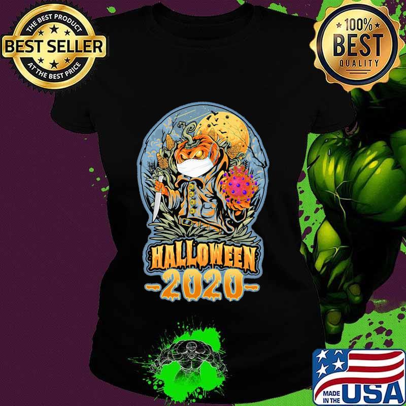 Halloween Michael Myers Pumpkin 2020 Halloween michael myers pumpkin mask 2020 shirt, hoodie, sweater