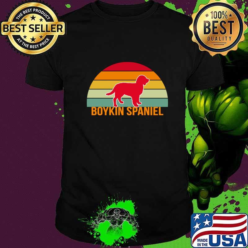Boykin Spaniel Vintage Silhouette T-Shirt