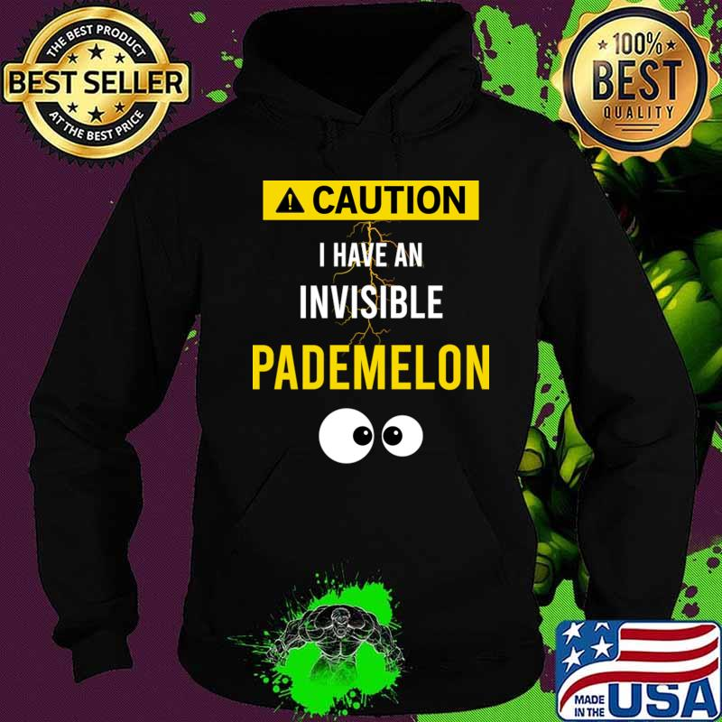 Caution I have an Invisible Pademelon T-Shirt Hoodie