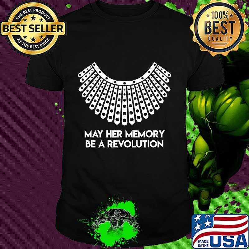 May Her Memory Be A Revolution T-Shirt
