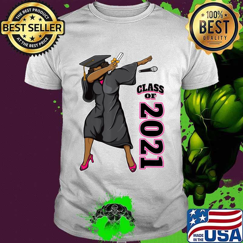 Best Gifts For Her 2021 Seniors Class of 2021 Graduation Gifts for Her Dabbing Queen T