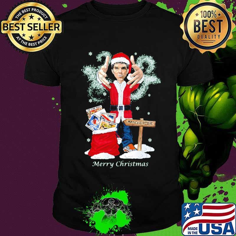 Ian brown beautiful thing merry christmas shirt