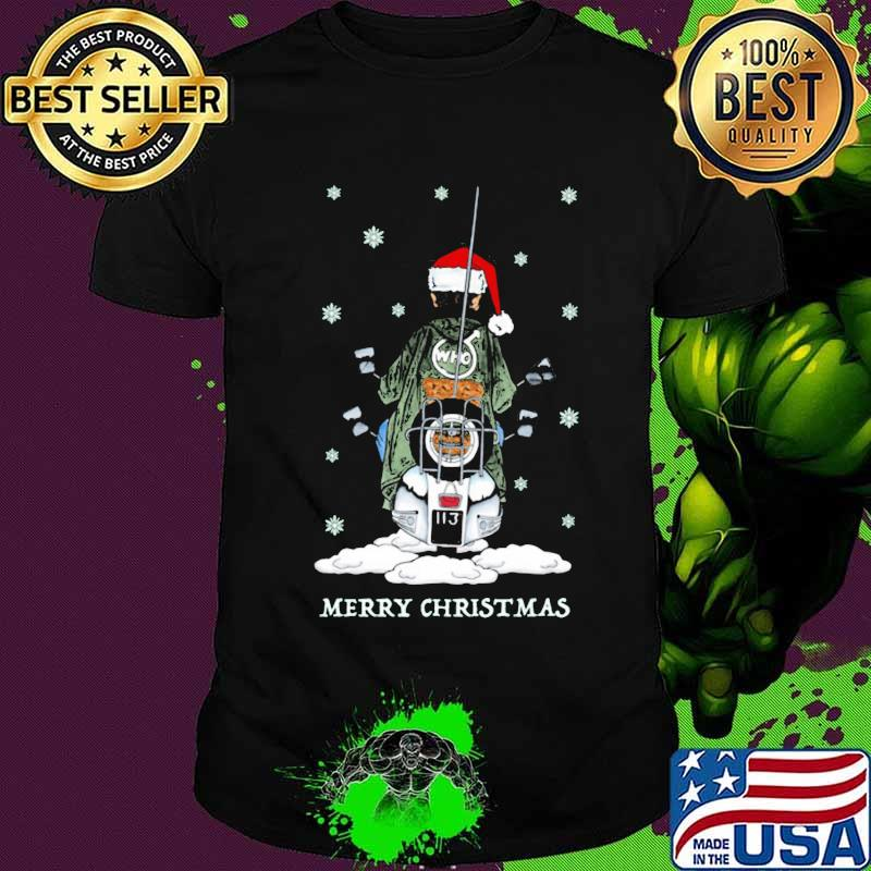 Jimmy quadrophenia merry christmas shirt