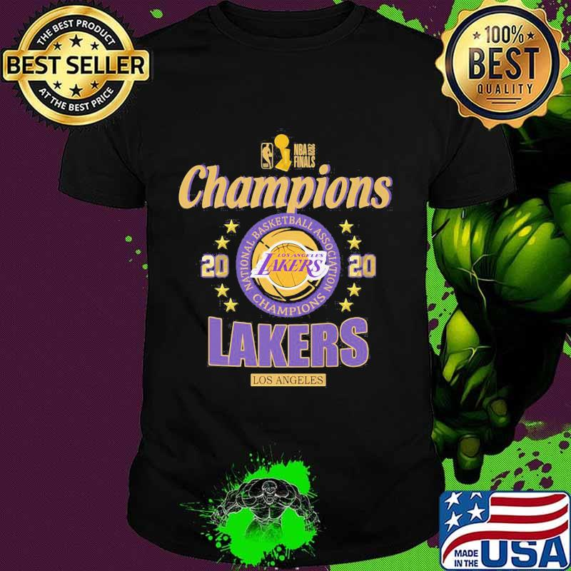 Los Angeles Lakers Nba Finals Champions 2020 Shirt Hoodie Sweater Long Sleeve And Tank Top