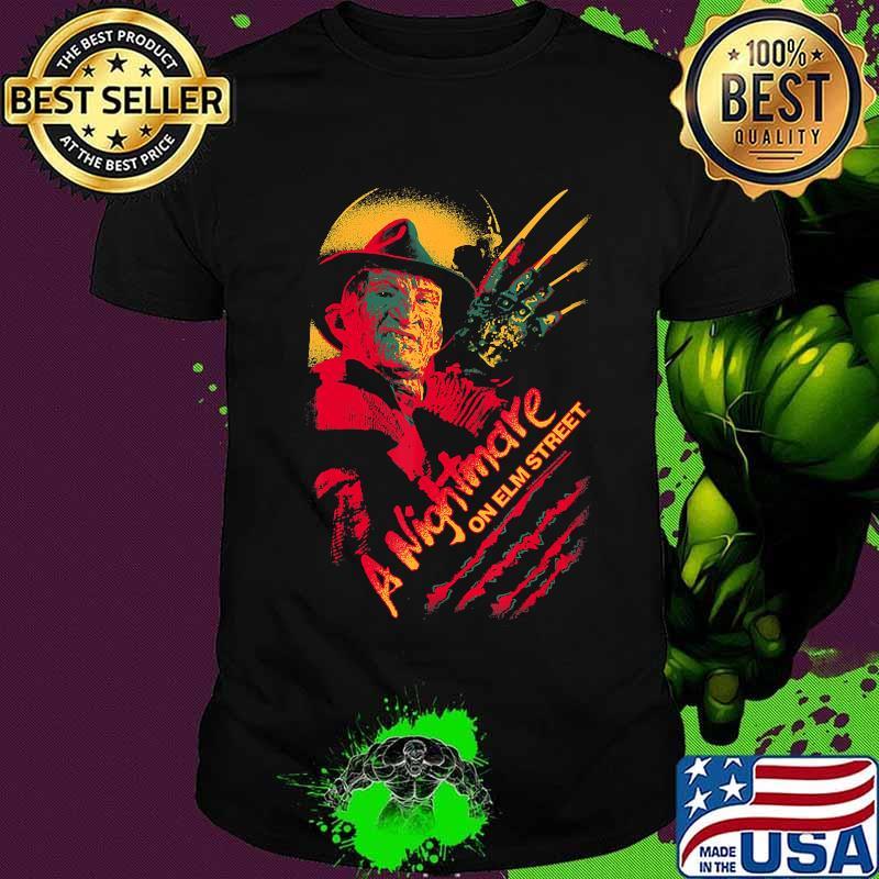 Nightmare on Elm Street Freddy Claws T-Shirt