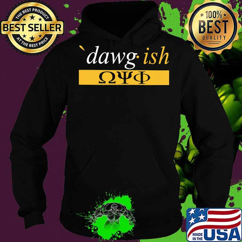 Official dawg ish 2020 s Hoodie