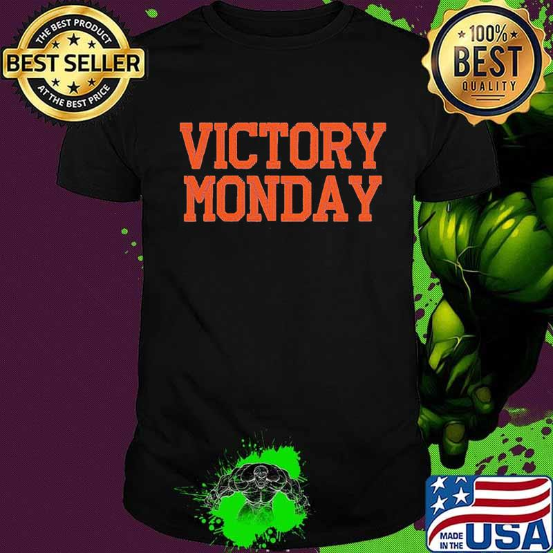 Official victory monday retro shirt