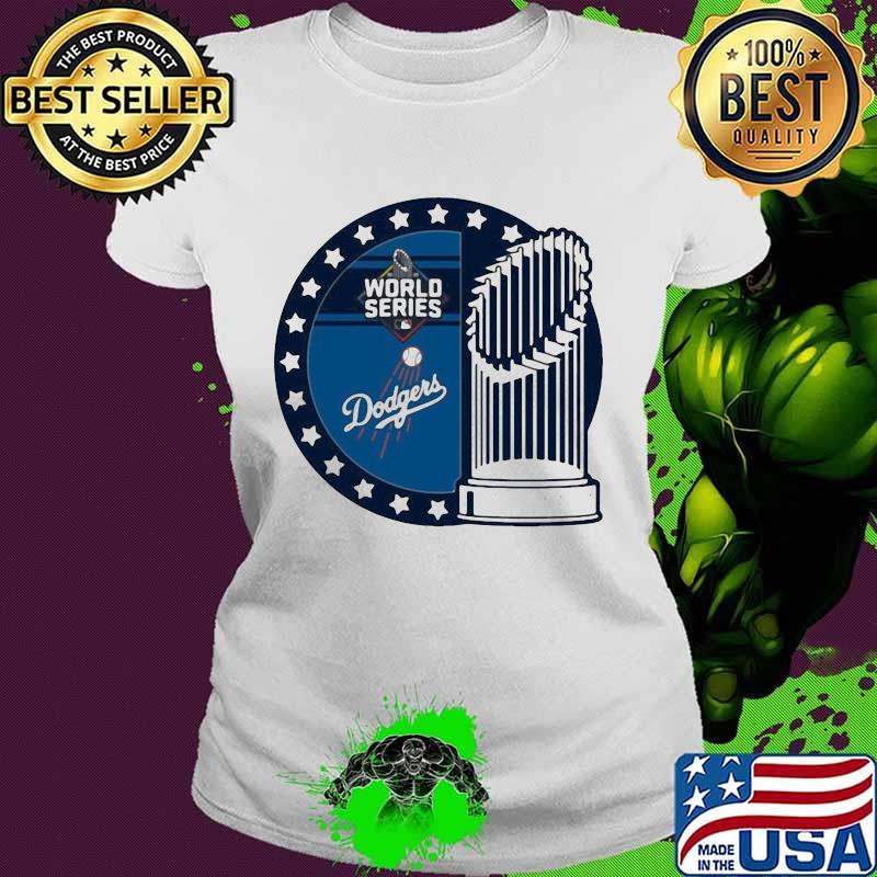 World series los angeles dodgers champions s Ladies tee