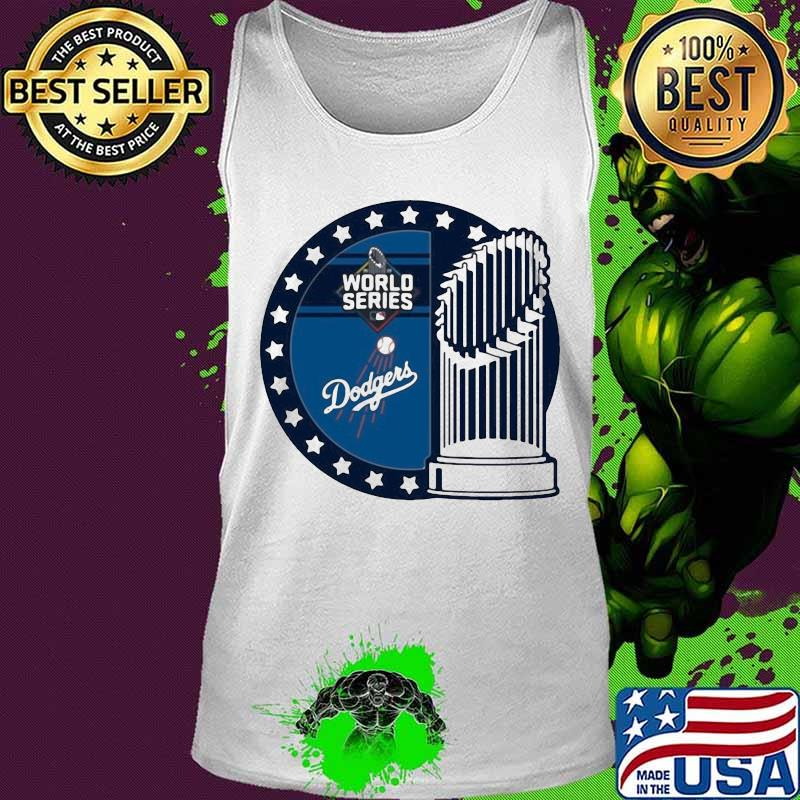 World series los angeles dodgers champions s Tank top