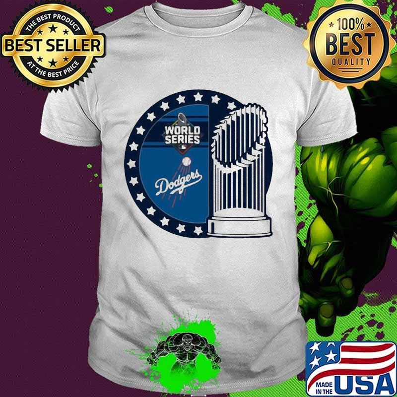 World series los angeles dodgers champions shirt