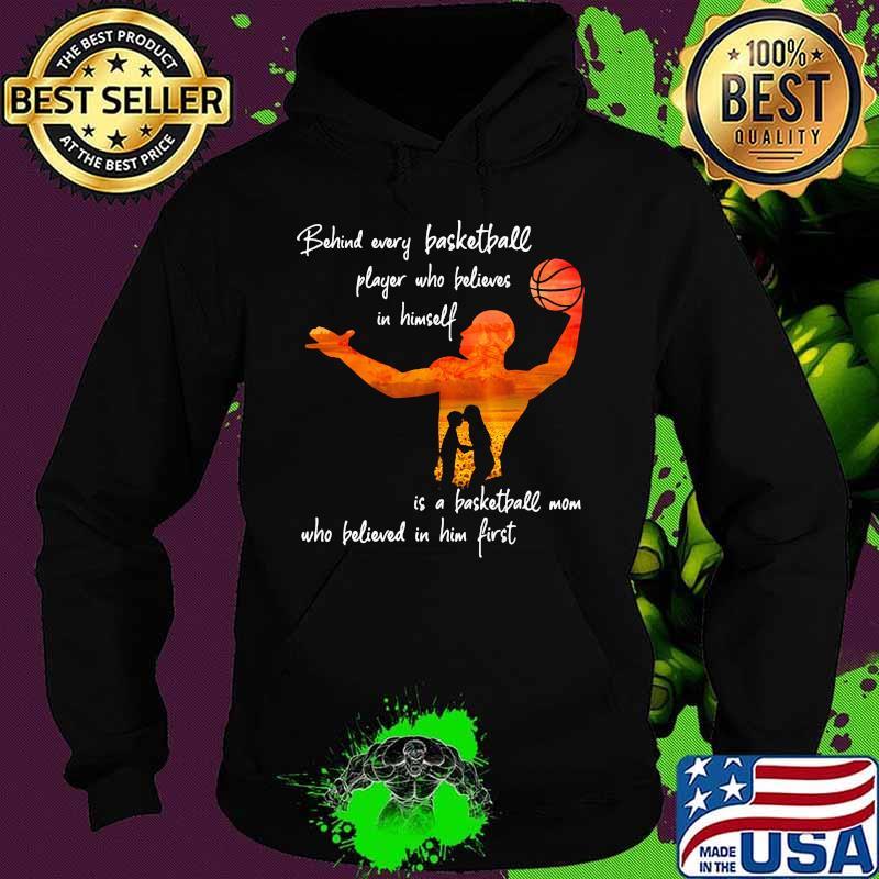 Tri-Blend Heathered Vintage Shirt for Women Basketball Mom Racerback Tank Top