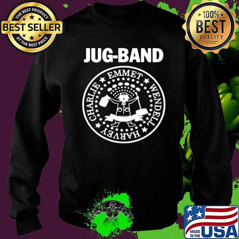 Jug Band Charlie Emmet Wendell Hervey Sweater