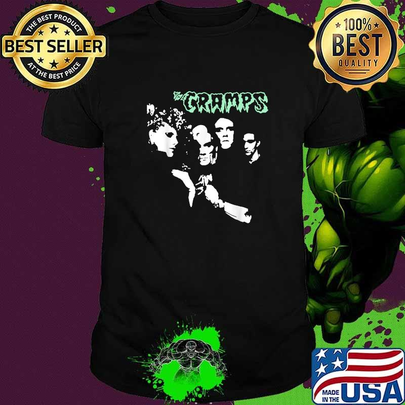 Cramps's Love Band Music 2021 Legends Live Forever Shirt