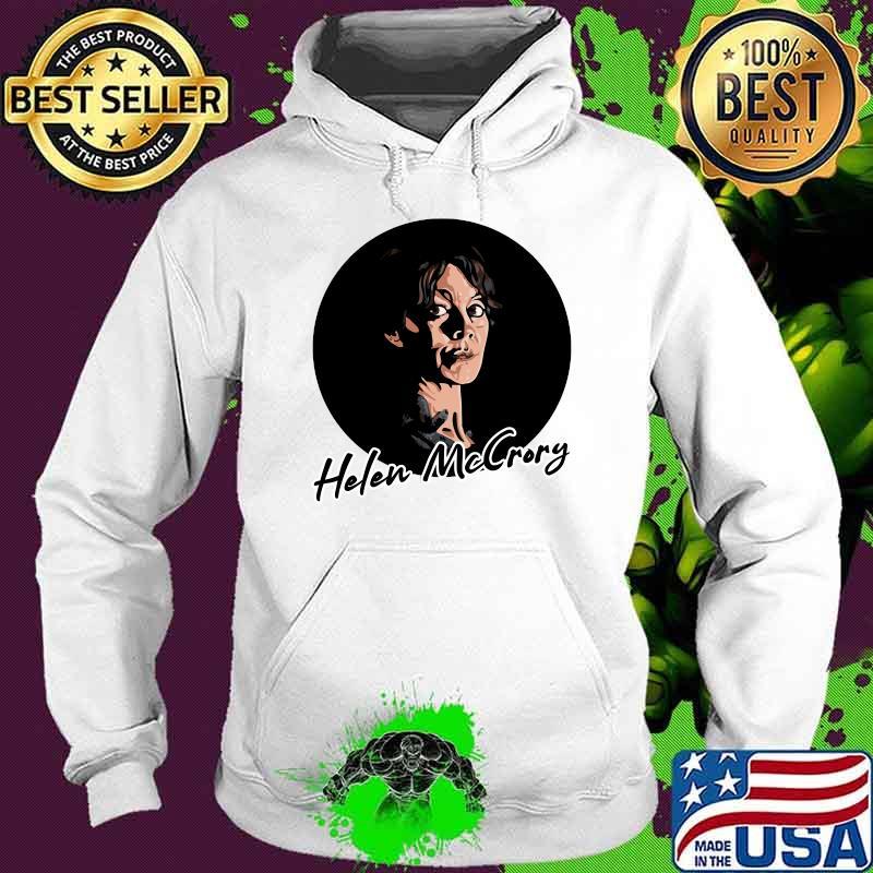 Helen Mccrory 1968 2021 Rip Shirt Hoodie