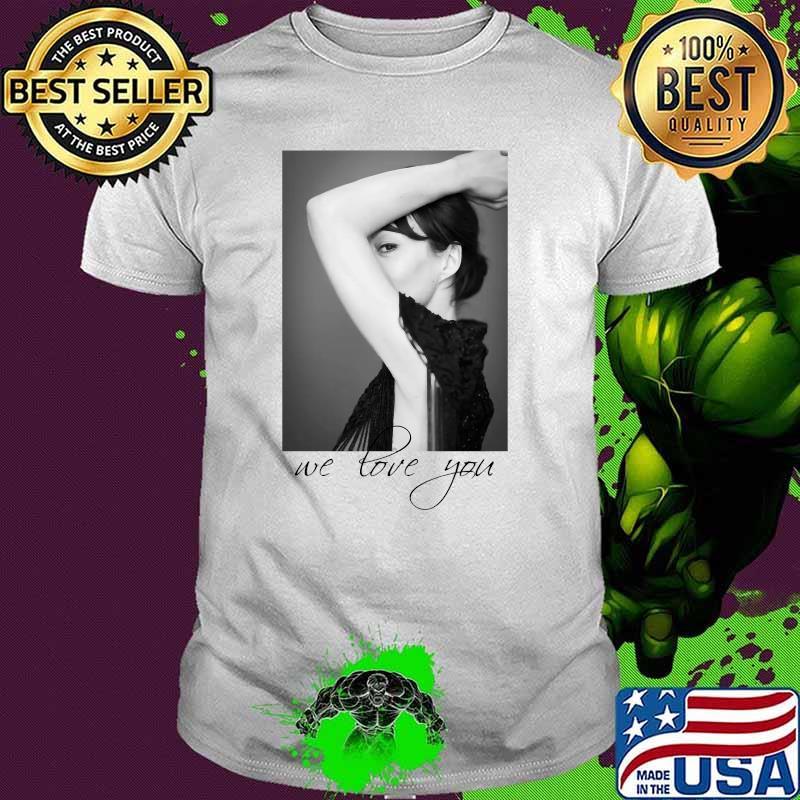 Helen Mccrory We Love You Shirt