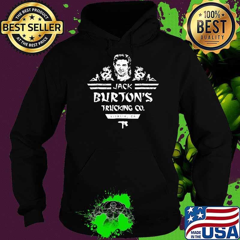 Jack Burton's Trucking Co Shirt Hoodie