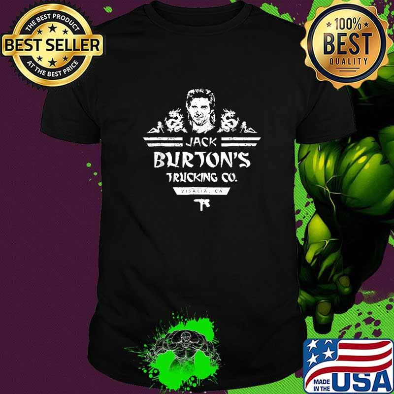 Jack Burton's Trucking Co Shirt