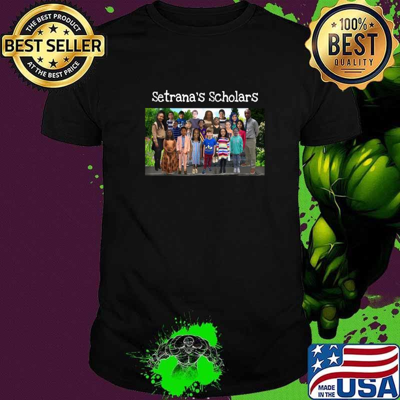Mrs. Setrana's 3rd Grade Class Shirt