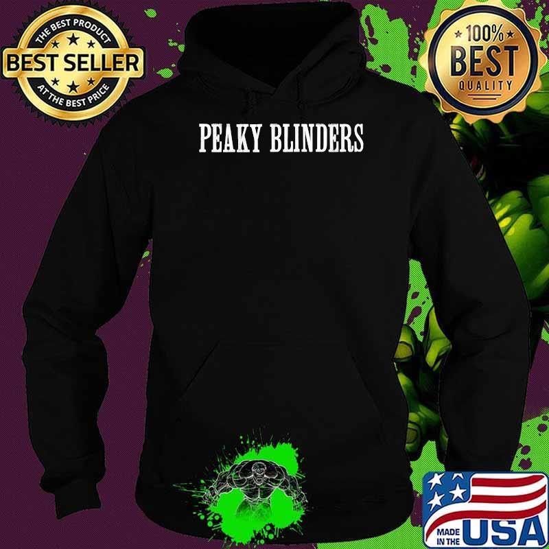 Peaky Blinders Cillian Murphy Shirt Hoodie