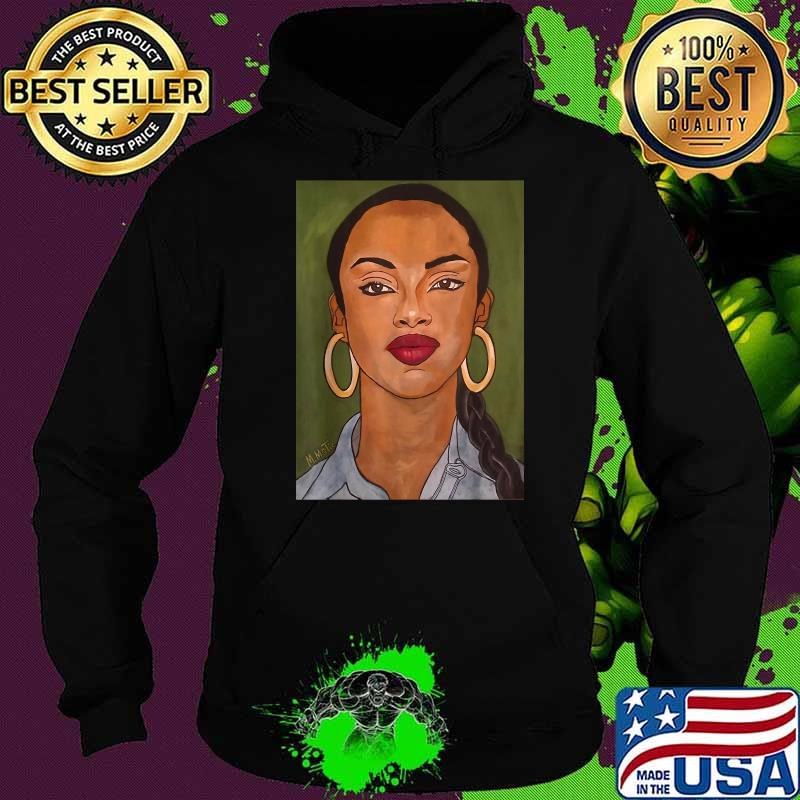 Queen of R and B Shirt Hoodie