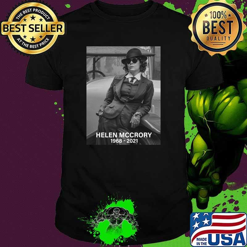 Rip Legend Helen Mccrory 1968 2021 Shirt