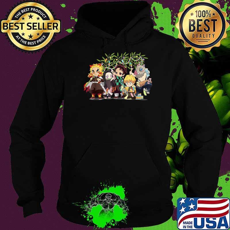Slayer Demon Anime Cools Shirt Hoodie