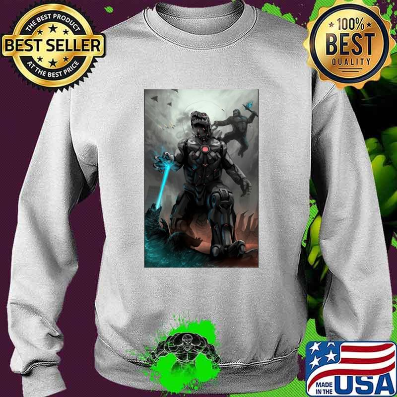 The Monster King Kong Shirt Sweater