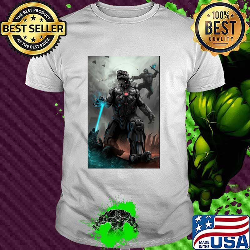 The Monster King Kong Shirt