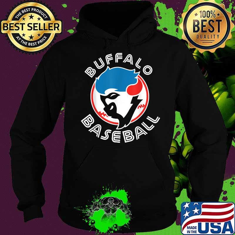 Buffalo Blue Jays Baseball T-Shirt Hoodie