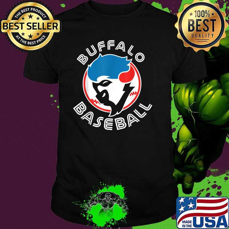 Buffalo Blue Jays Baseball T-Shirt